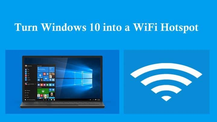 How To Make Hotspot For Windows 10 PC